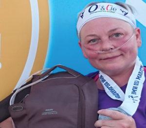 Karen Skålvoll, Alpha-1 Leader In Action: The Unstoppable Athlete