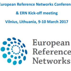 3rd Conference on European Reference Networks to Take Place 09-10 March, 2017