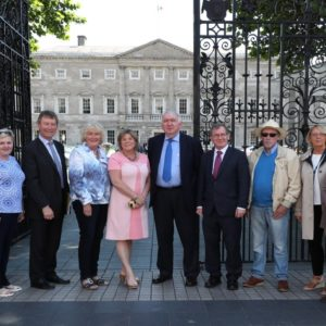 Alpha One Foundation (Ireland) Outlines Case for Life-changing Therapy to the Oireachtas Joint Committee