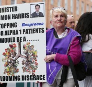 Irish Political Leader Leo Varadkar Voices Support for Alpha-1 Treatment