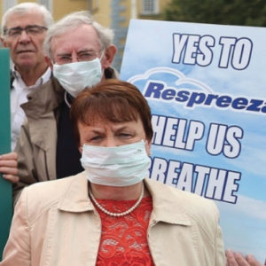 Alpha-1 Patient Action Group Mounts Vigil at HSE HQ as Stand-off Continues Between CSL Behring and HSE Over Provision of Therapy to Clinical Trial Patients