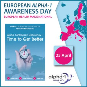 1st European Alpha-1 Awareness Day – European Health Made National