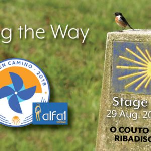 72 Join Forces for the 1st 'Alfas en Camino 2018' Awareness Trek